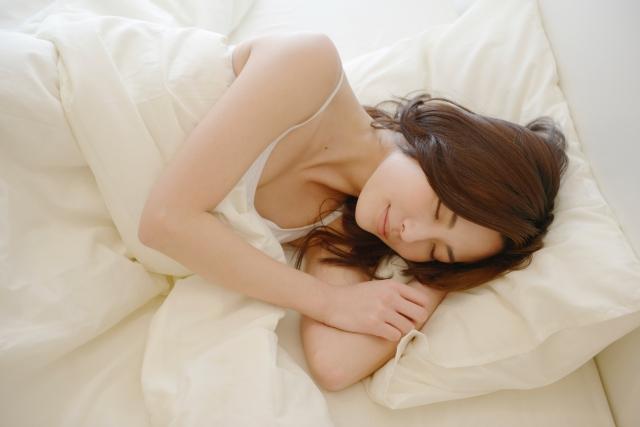 物忘れ対策には、十分な睡眠を